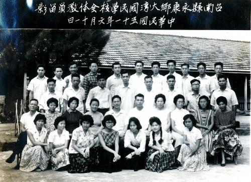 50學年度(17屆)教職員合照