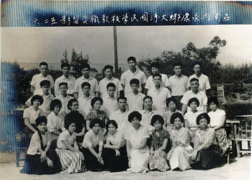 51學年度(18屆)教職員合照